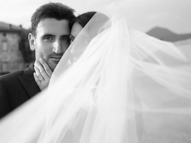 Il matrimonio di Stefania e Gabriele a Almenno San Bartolomeo, Bergamo 19