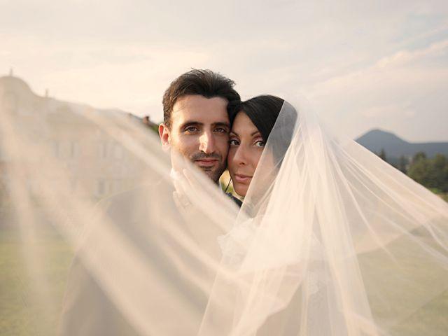 Il matrimonio di Stefania e Gabriele a Almenno San Bartolomeo, Bergamo 20