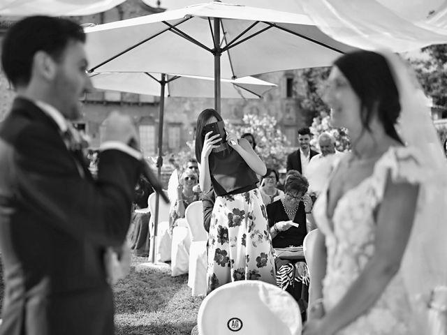 Il matrimonio di Stefania e Gabriele a Almenno San Bartolomeo, Bergamo 27