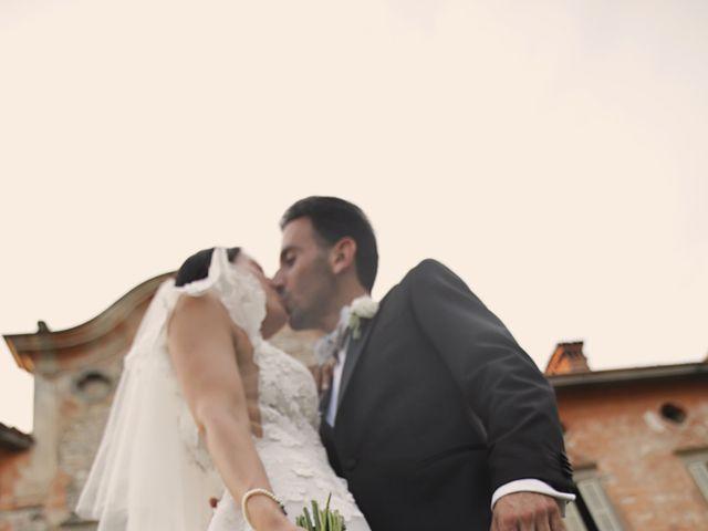 Il matrimonio di Stefania e Gabriele a Almenno San Bartolomeo, Bergamo 34