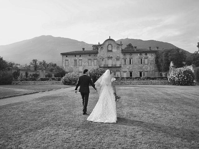 Il matrimonio di Stefania e Gabriele a Almenno San Bartolomeo, Bergamo 35