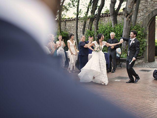 Il matrimonio di Stefania e Gabriele a Almenno San Bartolomeo, Bergamo 37
