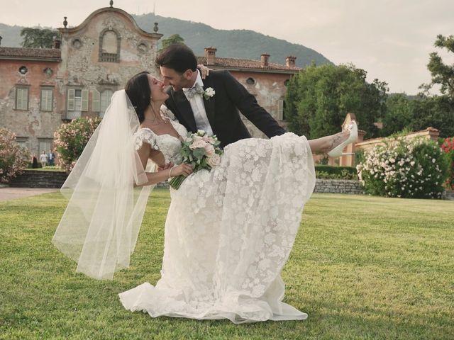 Il matrimonio di Stefania e Gabriele a Almenno San Bartolomeo, Bergamo 38