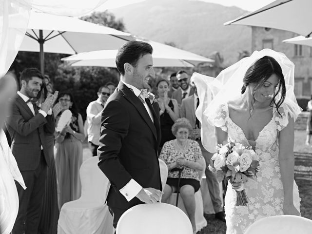 Il matrimonio di Stefania e Gabriele a Almenno San Bartolomeo, Bergamo 42