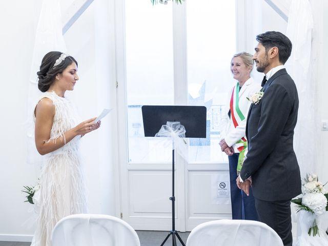 Il matrimonio di Massimilano e Elisabetta a Luino, Varese 10
