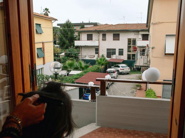 Il matrimonio di Filippo e Veronica a Viareggio, Lucca 3