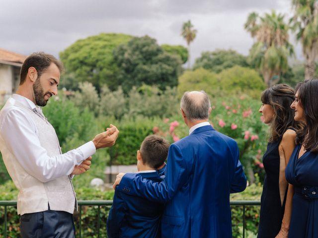 Il matrimonio di Filippo e Veronica a Viareggio, Lucca 8