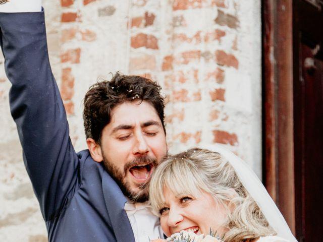 Il matrimonio di Giorgio e Federica a Morsasco, Alessandria 9