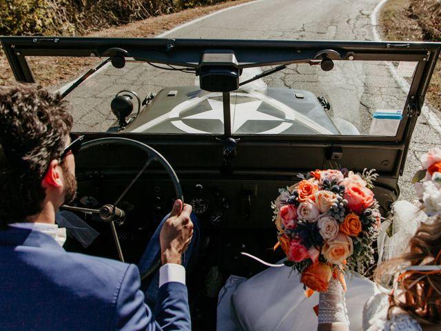 Il matrimonio di Giorgio e Federica a Morsasco, Alessandria 11