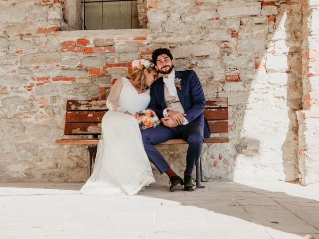 Il matrimonio di Giorgio e Federica a Morsasco, Alessandria 15