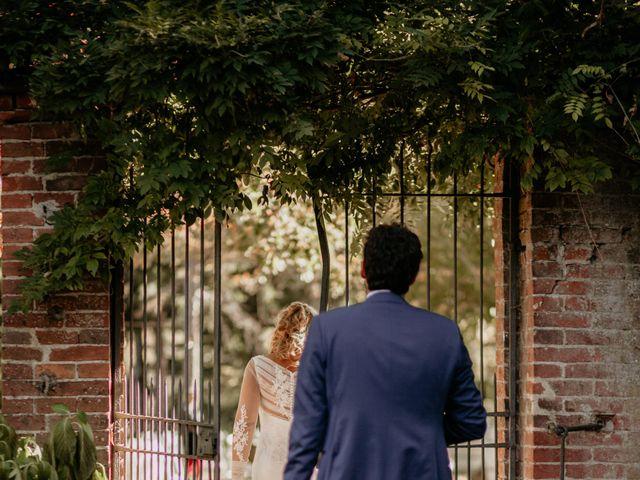 Il matrimonio di Giorgio e Federica a Morsasco, Alessandria 23