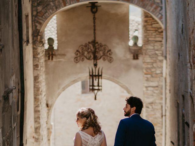 Il matrimonio di Giorgio e Federica a Morsasco, Alessandria 25