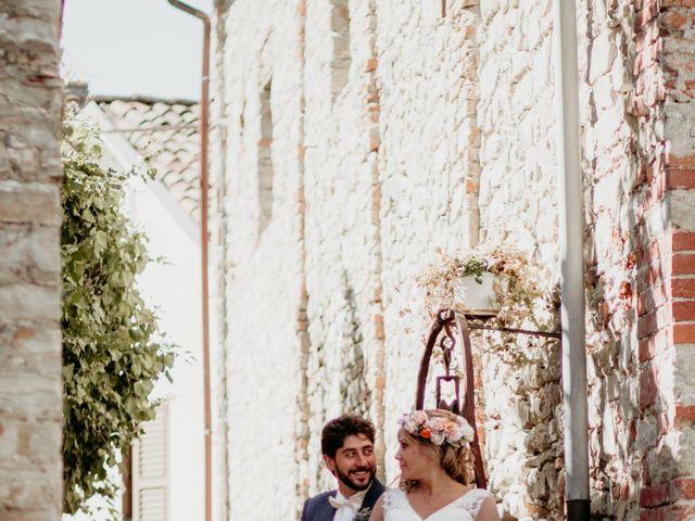 Il matrimonio di Giorgio e Federica a Morsasco, Alessandria 26