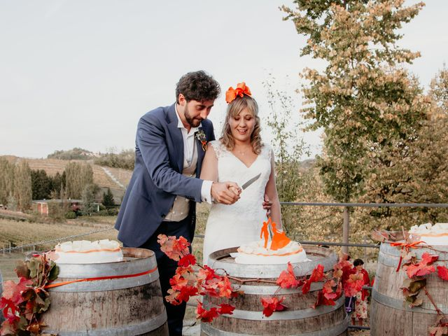 Il matrimonio di Giorgio e Federica a Morsasco, Alessandria 35