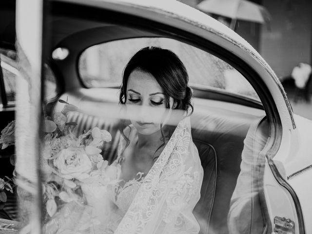Il matrimonio di Claudia e Lorenzo a Tolentino, Macerata 1