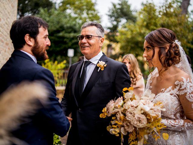 Il matrimonio di Claudia e Lorenzo a Tolentino, Macerata 17