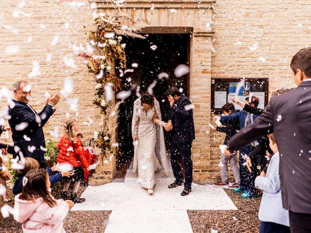 Il matrimonio di Claudia e Lorenzo a Tolentino, Macerata 25