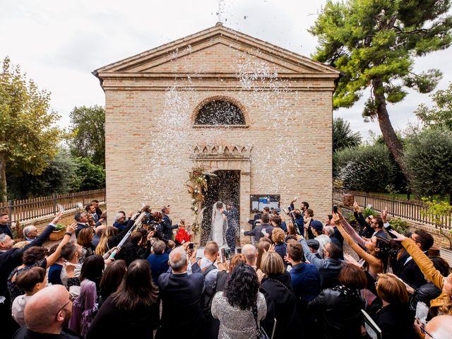 Il matrimonio di Claudia e Lorenzo a Tolentino, Macerata 26