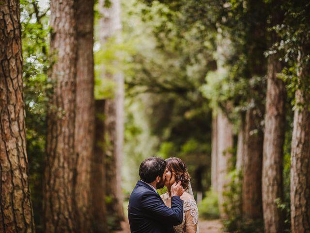 Il matrimonio di Claudia e Lorenzo a Tolentino, Macerata 2