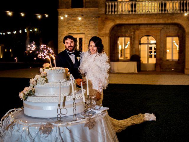 Il matrimonio di Claudia e Lorenzo a Tolentino, Macerata 45
