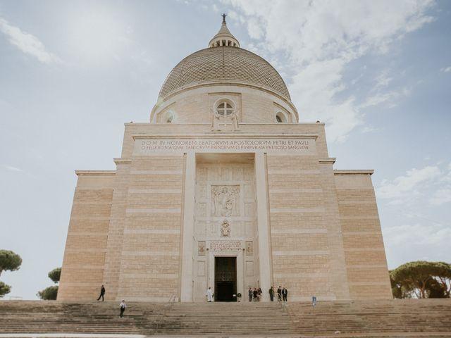 Il matrimonio di Giuseppe e Loredana a Roma, Roma 17