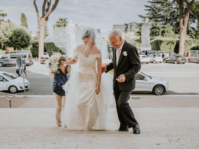 Il matrimonio di Giuseppe e Loredana a Roma, Roma 18