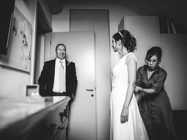 Il matrimonio di Alessandro e Benedetta a Robecco sul Naviglio, Milano 17