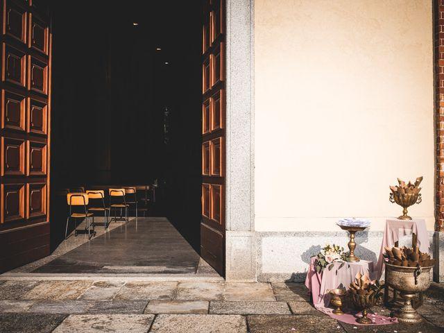 Il matrimonio di Alessandro e Benedetta a Robecco sul Naviglio, Milano 24
