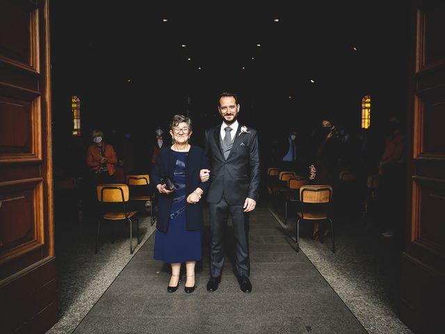 Il matrimonio di Alessandro e Benedetta a Robecco sul Naviglio, Milano 26