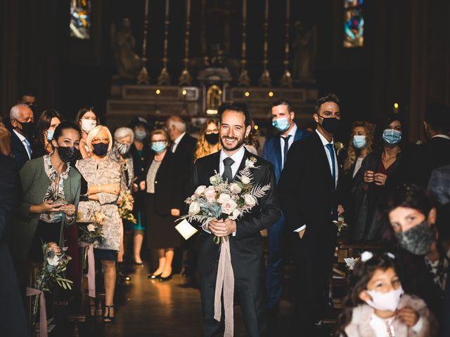 Il matrimonio di Alessandro e Benedetta a Robecco sul Naviglio, Milano 27