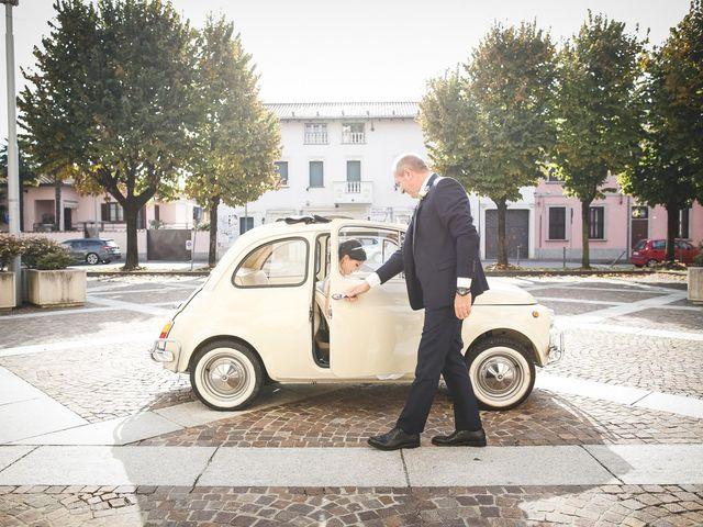 Il matrimonio di Alessandro e Benedetta a Robecco sul Naviglio, Milano 29