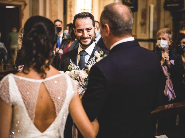 Il matrimonio di Alessandro e Benedetta a Robecco sul Naviglio, Milano 30