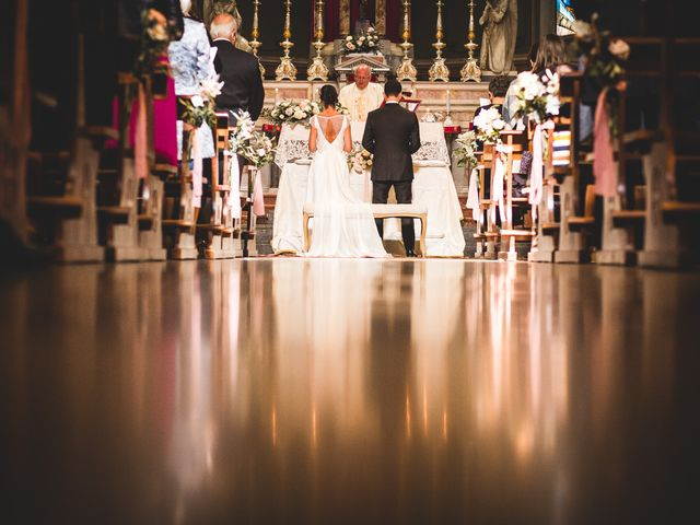 Il matrimonio di Alessandro e Benedetta a Robecco sul Naviglio, Milano 31