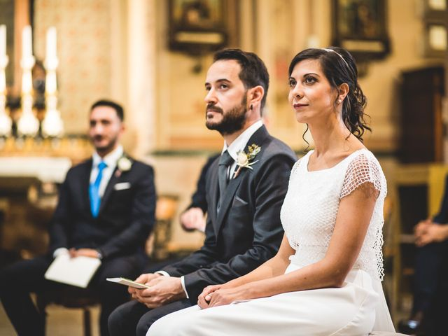 Il matrimonio di Alessandro e Benedetta a Robecco sul Naviglio, Milano 33