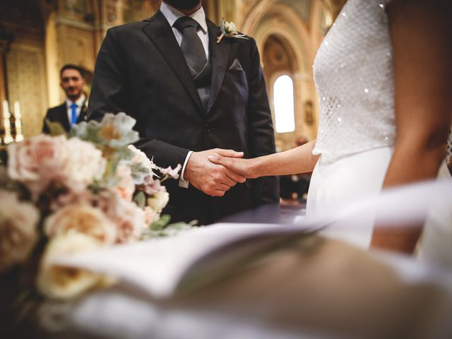 Il matrimonio di Alessandro e Benedetta a Robecco sul Naviglio, Milano 34