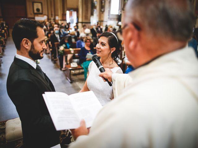 Il matrimonio di Alessandro e Benedetta a Robecco sul Naviglio, Milano 35