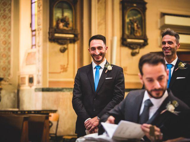 Il matrimonio di Alessandro e Benedetta a Robecco sul Naviglio, Milano 38