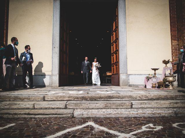 Il matrimonio di Alessandro e Benedetta a Robecco sul Naviglio, Milano 43
