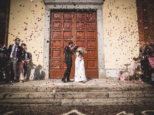 Il matrimonio di Alessandro e Benedetta a Robecco sul Naviglio, Milano 44