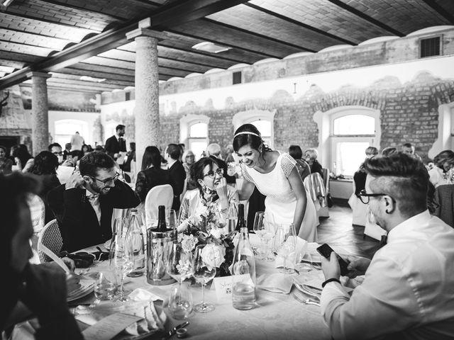 Il matrimonio di Alessandro e Benedetta a Robecco sul Naviglio, Milano 56