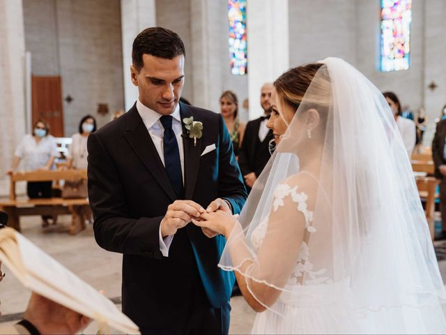 Il matrimonio di Annamaria e Euclide a Bari, Bari 128