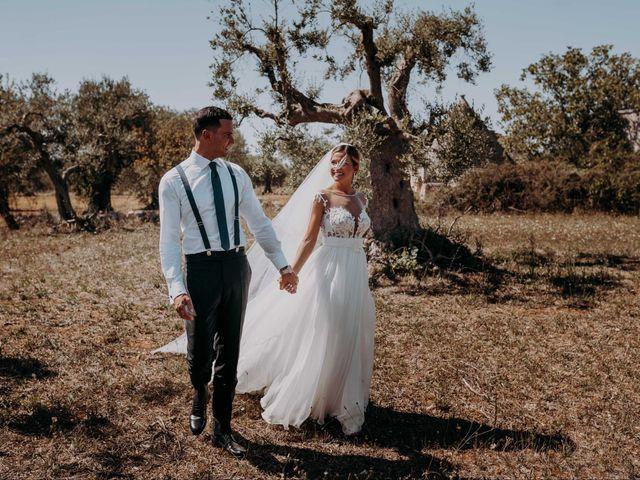 Il matrimonio di Annamaria e Euclide a Bari, Bari 162