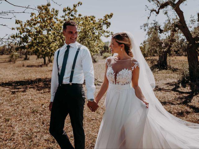 Il matrimonio di Annamaria e Euclide a Bari, Bari 163