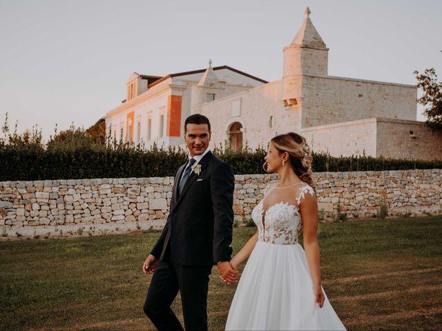 Il matrimonio di Annamaria e Euclide a Bari, Bari 232