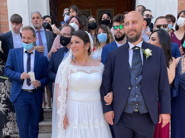 Il matrimonio di Danilo e Simona a Grottaferrata, Roma 1