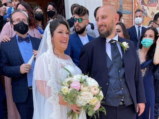 Il matrimonio di Danilo e Simona a Grottaferrata, Roma 6