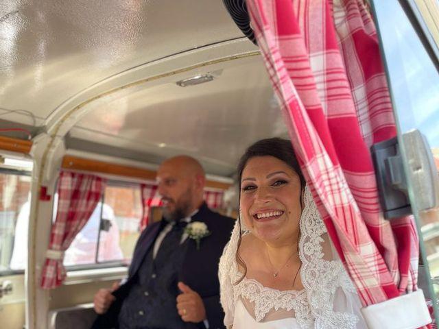 Il matrimonio di Danilo e Simona a Grottaferrata, Roma 7