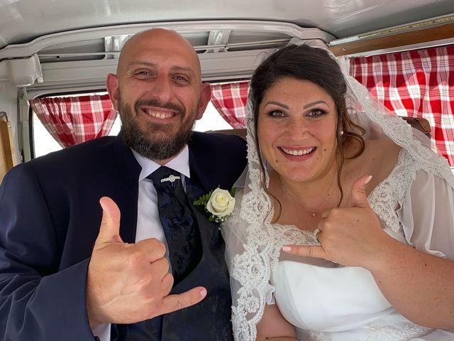 Il matrimonio di Danilo e Simona a Grottaferrata, Roma 2