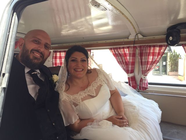 Il matrimonio di Danilo e Simona a Grottaferrata, Roma 9