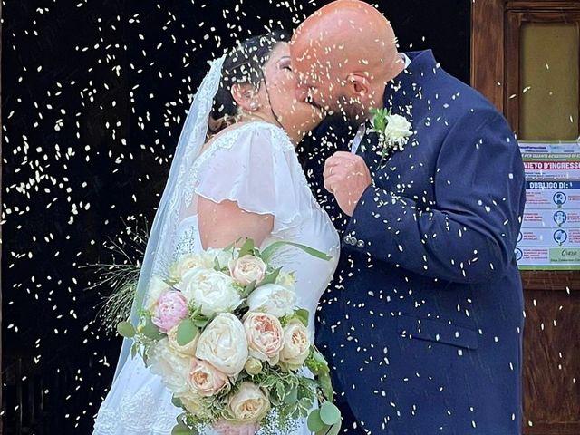 Il matrimonio di Danilo e Simona a Grottaferrata, Roma 11